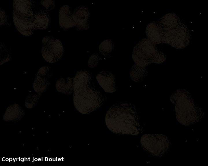 Blender Images: Science Fiction